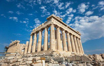 อะโครโพลิส – Acropolis ประเทศกรีซ