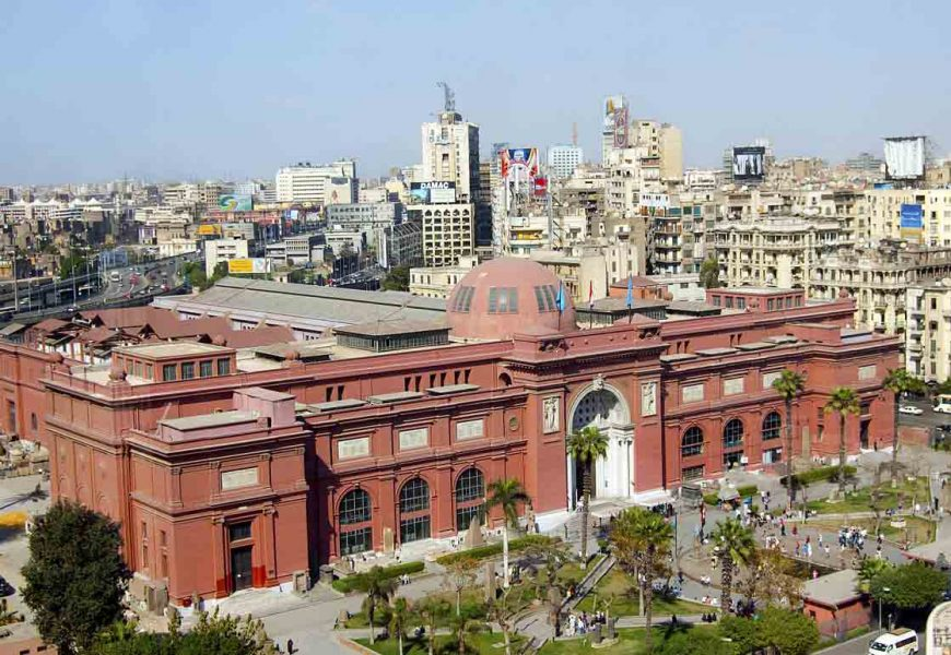 พิพิธภัณฑ์อียิปต์ – Egyptian Museum ประเทศอียิปต์