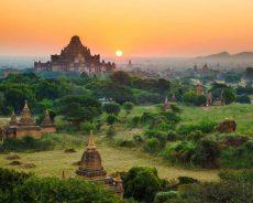 พุกาม – Bagan ประเทศเมียนมาร์