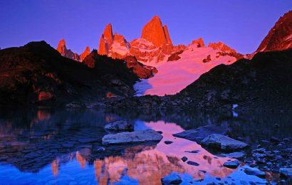 อุทยานแห่งชาติลอส กลาเซียเรส – Los Glaciares National Park ประเทศอาร์เจนติน่า