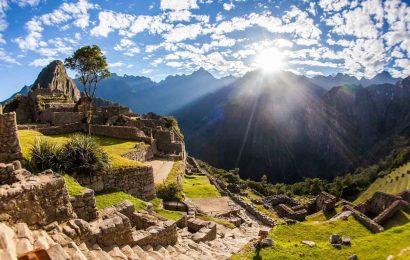 มาชูปิกชู – Machu Picchu ประเทศเปรู