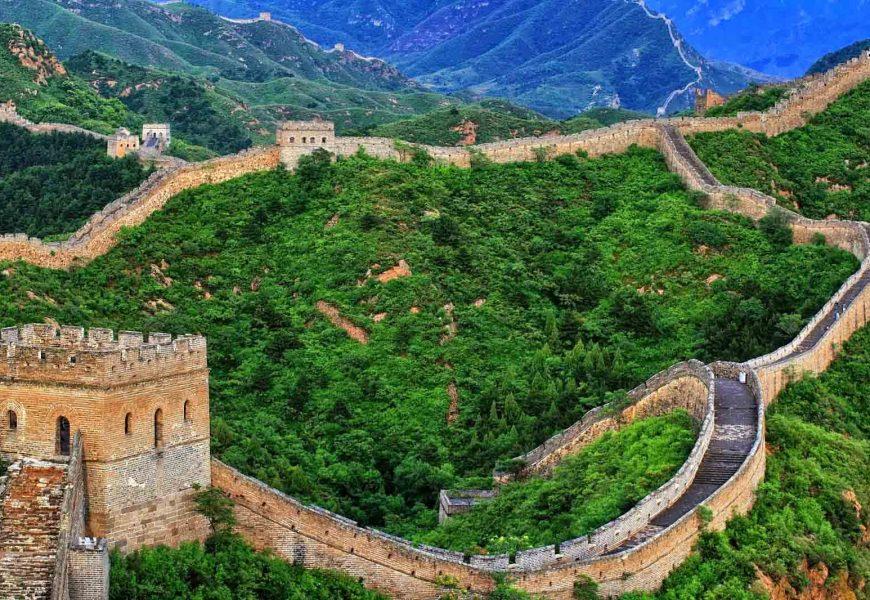 กำแพงเมืองจีน – Great Wall of China ประเทศจีน
