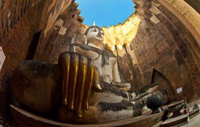 วัดศรีชุม – Wat Si Chum ประเทศไทย