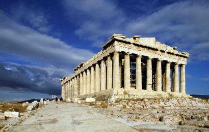 แนะนำเที่ยววิหารแห่งเทพเจ้ากรุงเอเธนส์ กรีซ และ ปริศนาการสร้าง