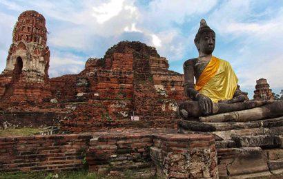 วัดมหาธาตุ อยุธยา แหล่งท่องเที่ยวทางประวัติศาสตร์ แหล่งรวมศิลปะ สถาปัตยกรรม ของไทย