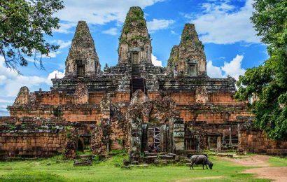 นครวัด – Angkor Wat ประเทศกัมพูชา
