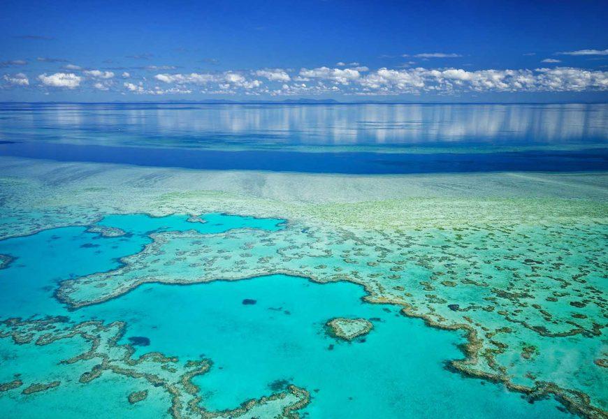 เกรต แบร์ริเออร์ รีฟ – Great Barrier Reef ประเทศออสเตรเลีย