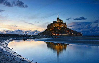 มง-แซ็ง-มีแชล – Mont Saint Michel ประเทศฝรั่งเศส