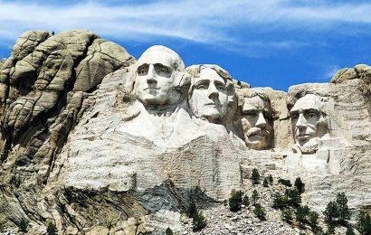 ภูเขาหน้าคนรัชมอร์ ที่มีประวัติศาสตร์อย่างยาวนานของประเทศสหรัสอเมริกา
